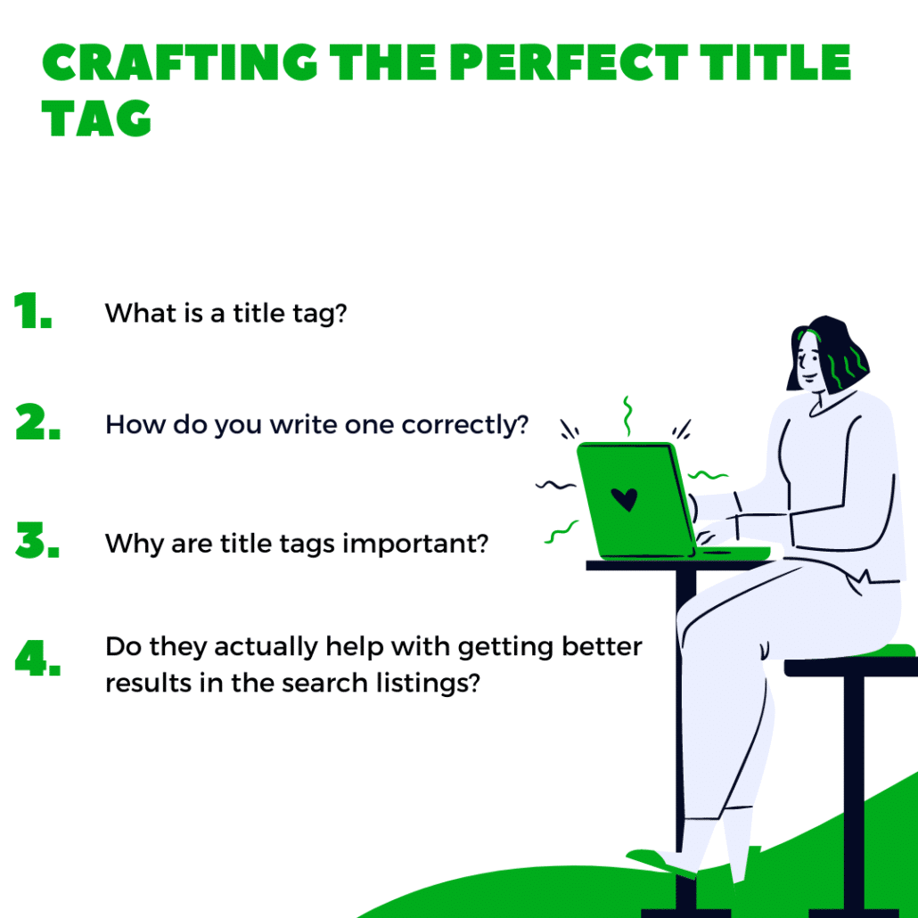 Crafting the perfect title tag