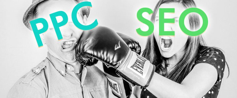 PPC vs SEO – The Pros and Cons