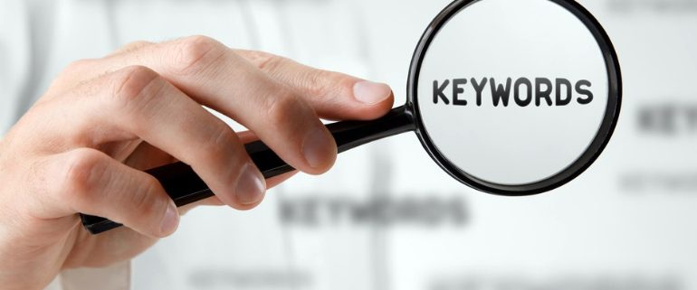 Optimising Your Pages For Specific Keywords