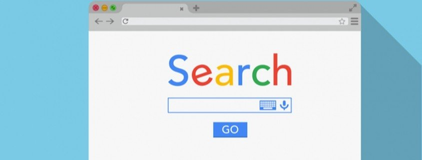 New Google Search Bar – Rounded & Sticky