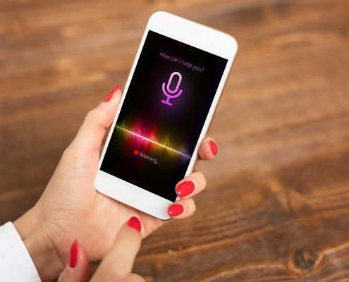 Searching Google via Siri & the Importance of Voice Search
