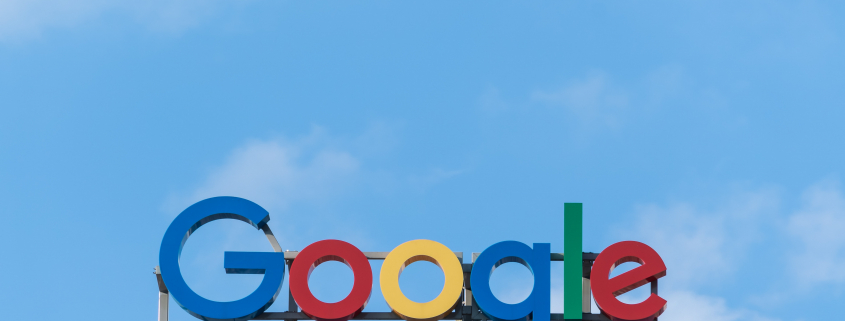 How can small businesses improve their Google rankings