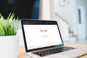 Everything starts with a Google Search