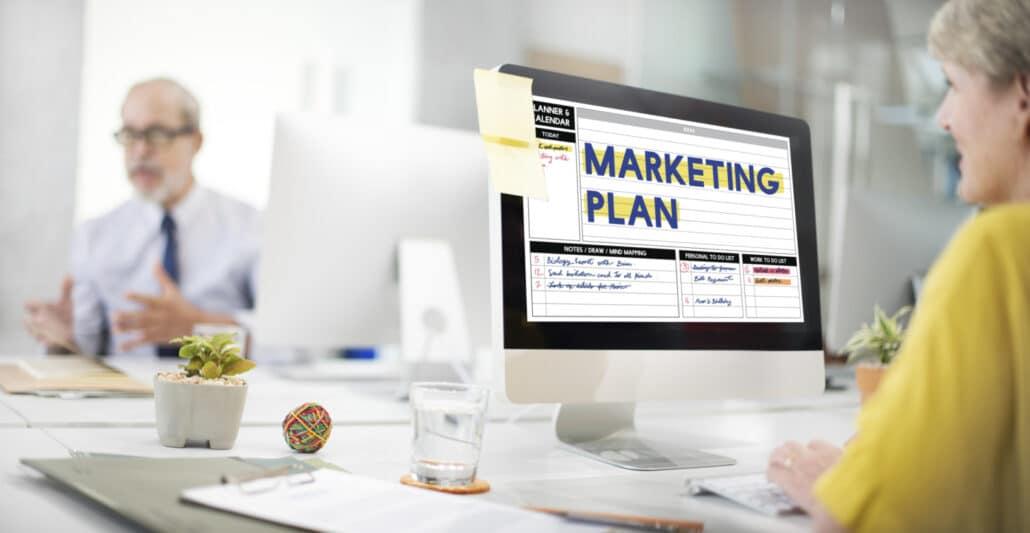 Marketing Plan Strategy Calendar