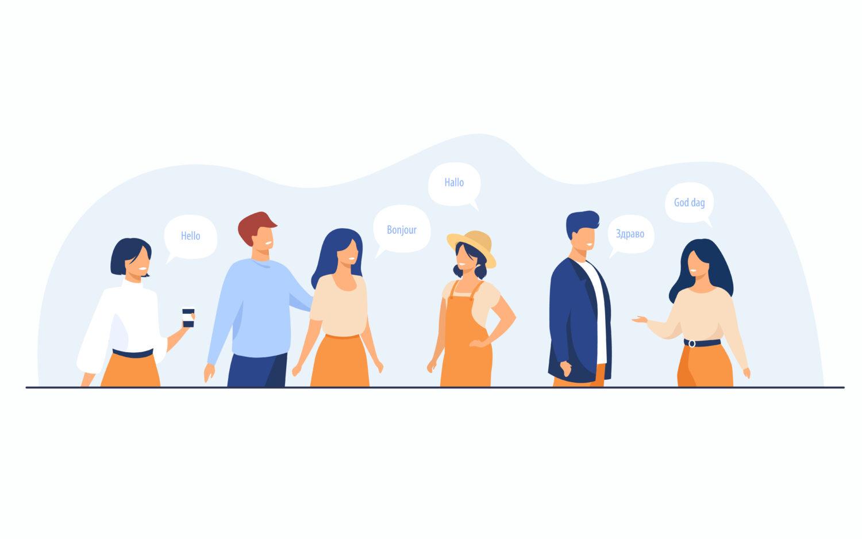 Multi Lingual Chatt Assistance