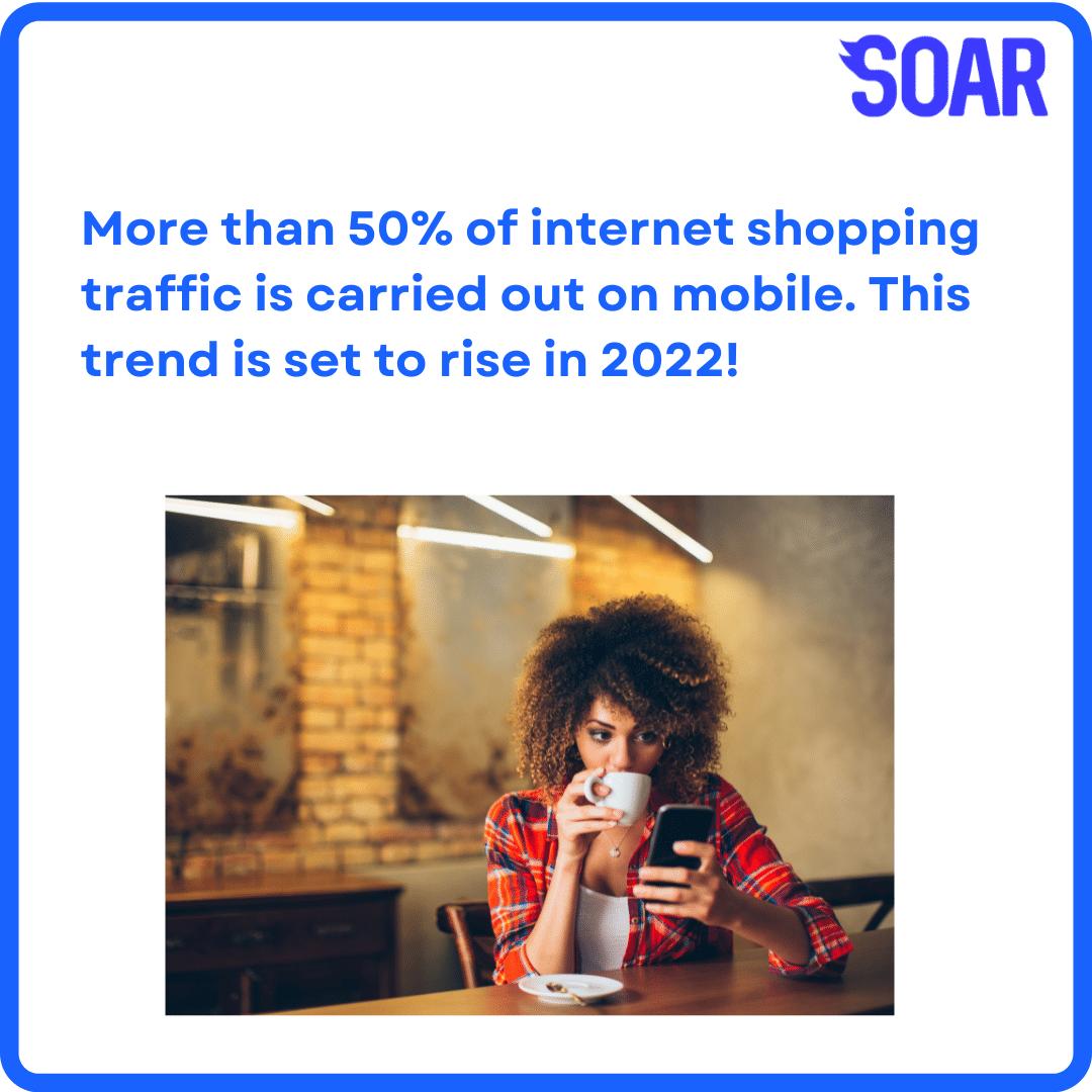Internet Shopping Habits on Mobile